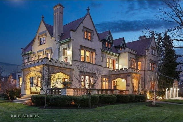 Live In A Century Old Fairytale Castle In Oak Park Oak Park Il Patch