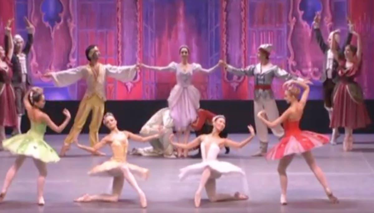 Moscow Festival Ballet Performs Cinderella In Glen Ellyn Glen Ellyn Il Patch