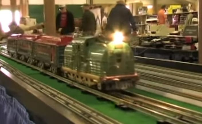 Great Midwest Train Show Rolls Through DuPage County Fairgrounds
