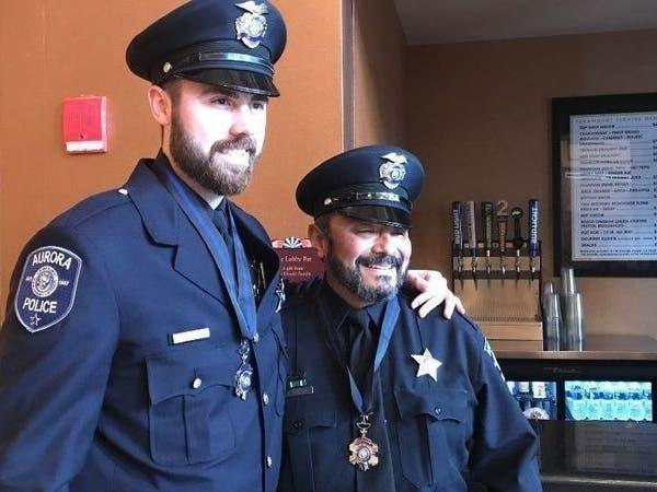 Aurora Cop, Shot In Face In Henry Pratt Shooting, Back On Duty