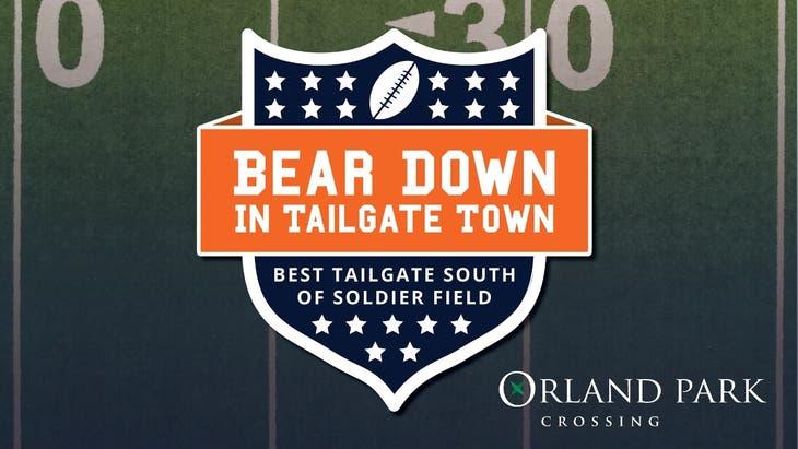 Bear Down in Tailgate Town: Bears vs. LA Rams Watch Party