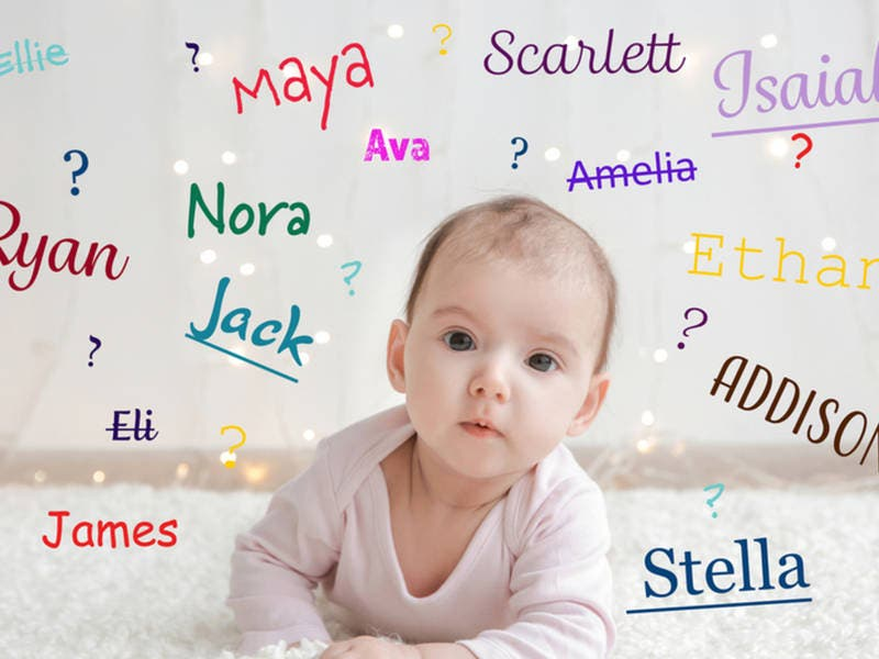 these are nyc's top baby names  new york city ny patch