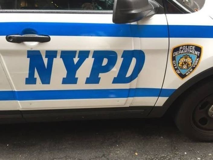 VIDEO: NYPD Cop Wipes Out Riding Dirt Bike In Harlem​ | Patch PM