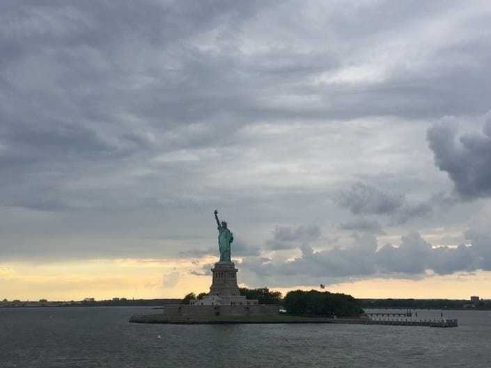 Only 1 State Is Less Patriotic Than New York | Patch PM