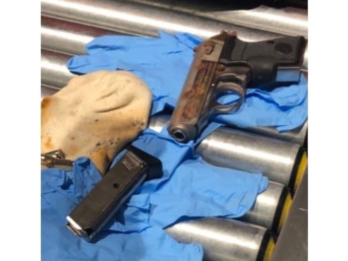 Grandma Arrested At LGA With Loaded Gun In Bag | Patch PM