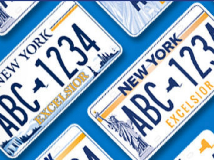 Voting Starts To Pick New NY License Plate Design