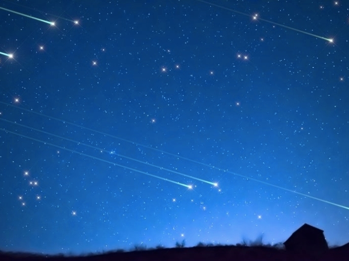 Meteor Showers, Supermoons To See In NYC During 2020