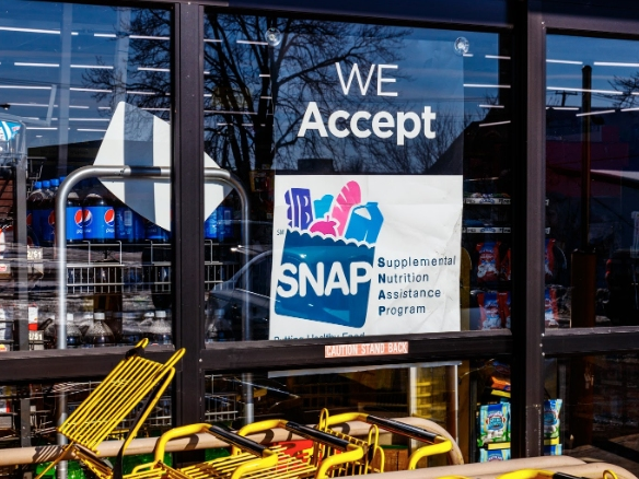 New York Sues Trump Administration Over Food Stamp Changes