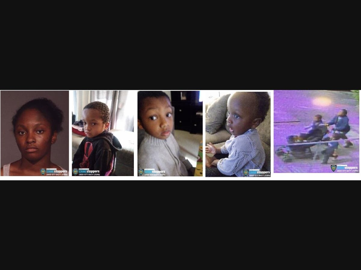Amber Alert Issued For 3 Brooklyn Children Missing With Mother New York City Ny Patch