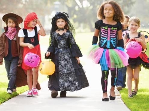 See New York's Most Popular Halloween Costume