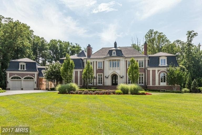 Stupendous 5 Most Expensive Houses In Potomac Potomac Md Patch Home Interior And Landscaping Dextoversignezvosmurscom