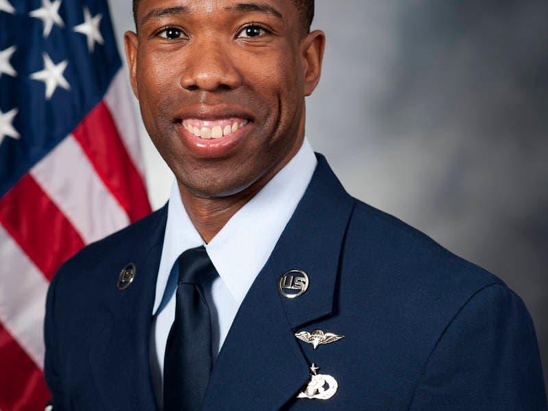 former airman accuses commander of vindictive mistreatment across