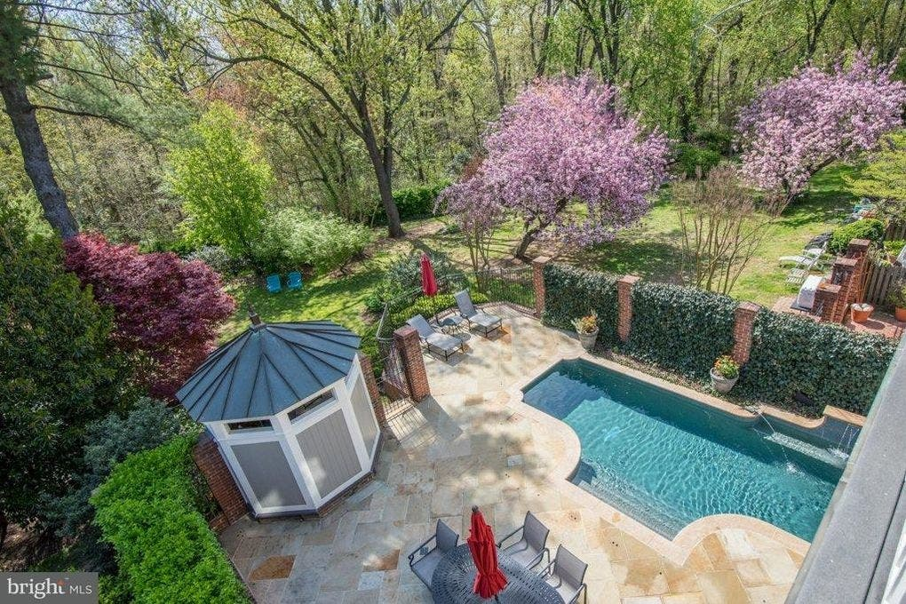 Take A Luxurious Dip In These NoVa, DC Homes With Pools | Patch
