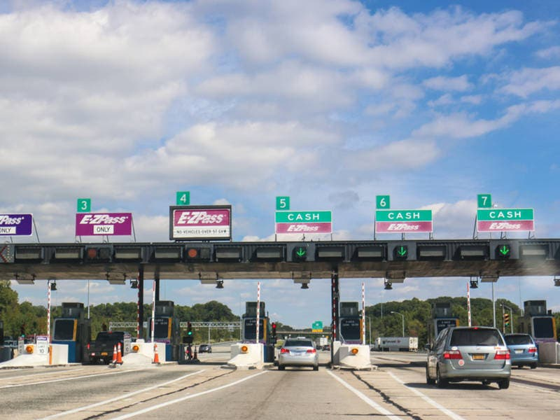 EZ Pass Maryland Transponders Are Now Free: Gov  Hogan