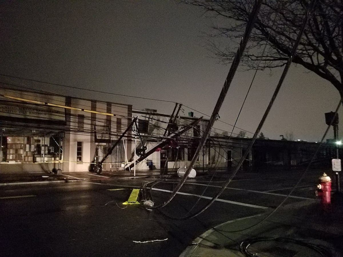 Here's MA Power Outage Update By Town And When To Expect It