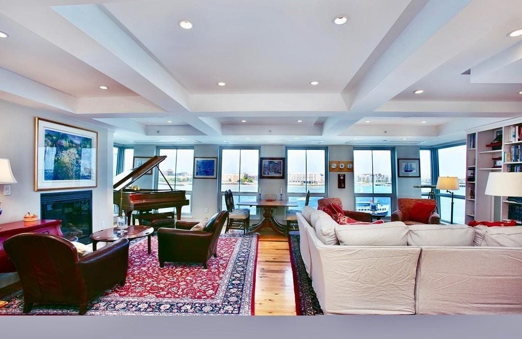 North End Wow Penthouse For Sale For $5 Million At Battery ...