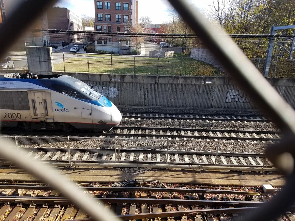 Boston-Bound Amtrak Train Delayed For 5 Hours | Boston, MA Patch