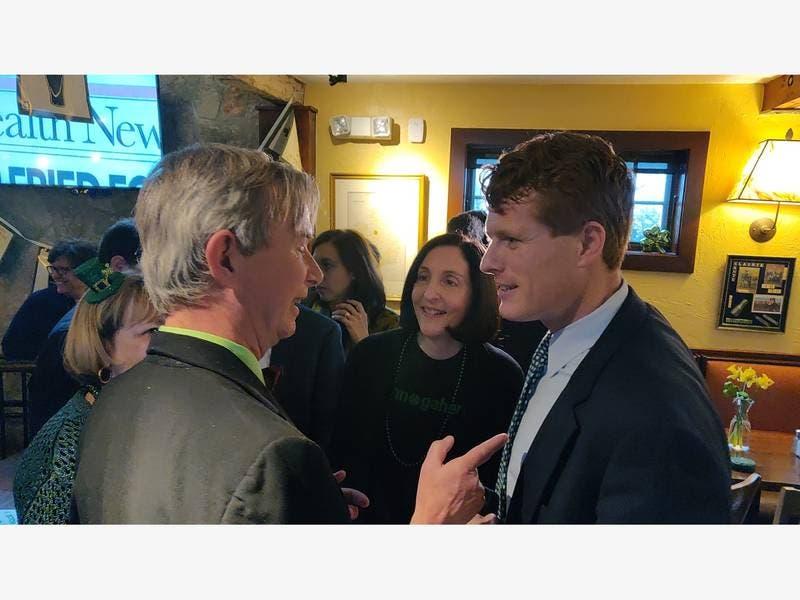 Newtons 2019 St. Patricks Day Political Roast [Photos]