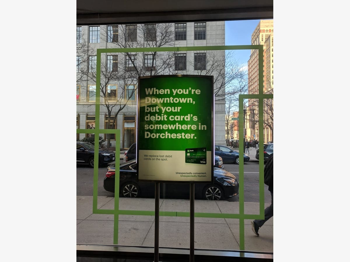TD Bank Apologizes After Pushback On 'Racist' Advertisement