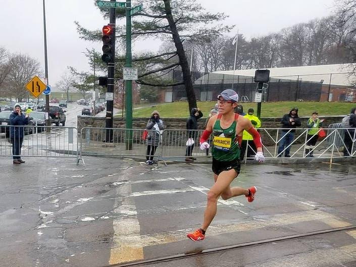 boston marathon winner 2019