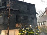 Man S Mother Rescued In Newton Fire