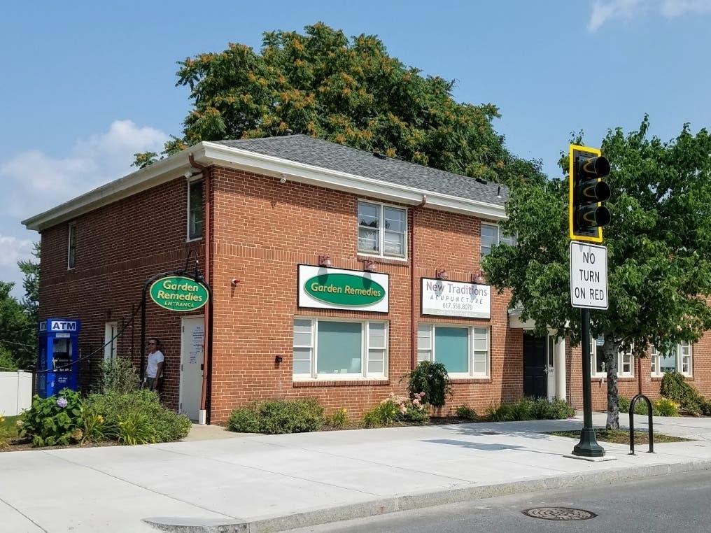 Newton S First Recreational Marijuana Shop To Open May 25 Newton