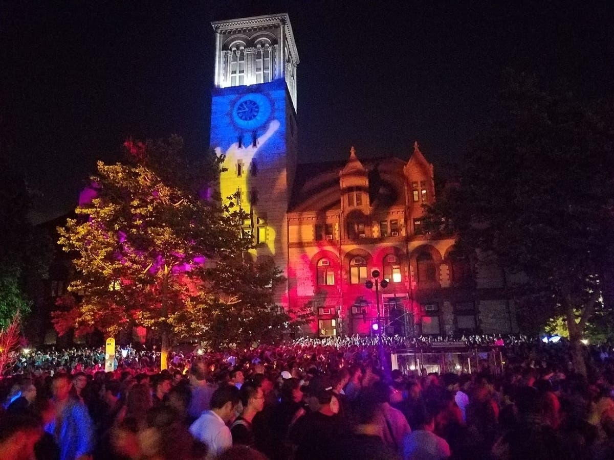 Part Of Mass Ave To Close For Cambridge Dance Party