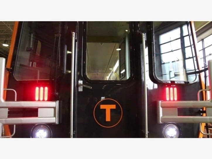 New MBTA Orange Line Trains Hit Tracks | Boston, MA Patch