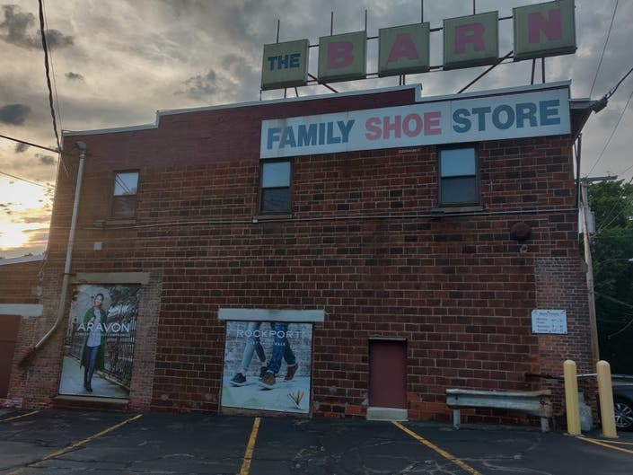 Newton's Barn Family Shoe Store To Move | Newton, MA Patch