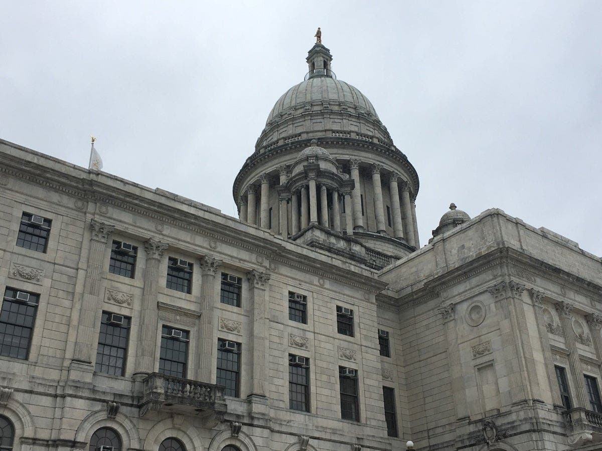 RI State House Braces For Unrest Ahead of Possible Protests