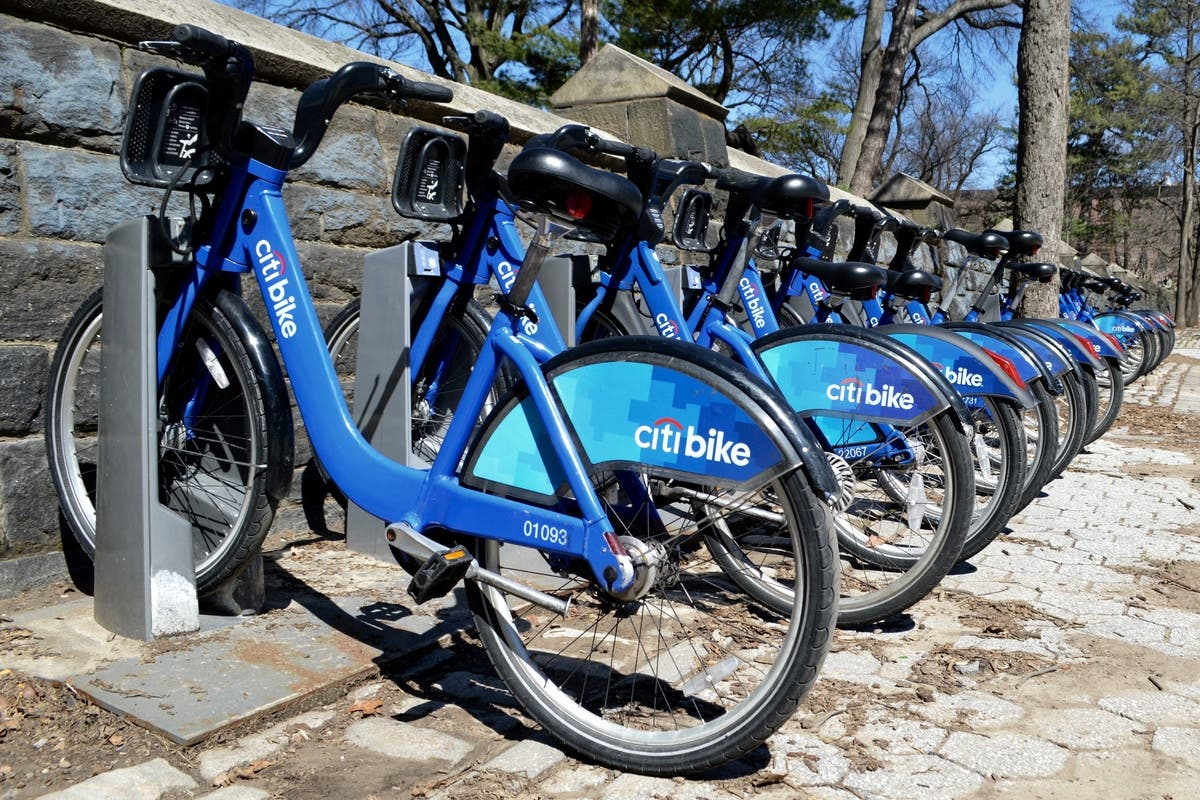 citi bike offering free rides, parties and tattoos in