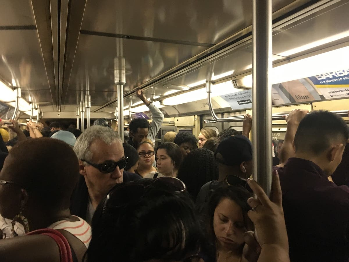 NYC Subway Delays: Commutes Roiled On A, C, E Lines | Brooklyn, NY Patch