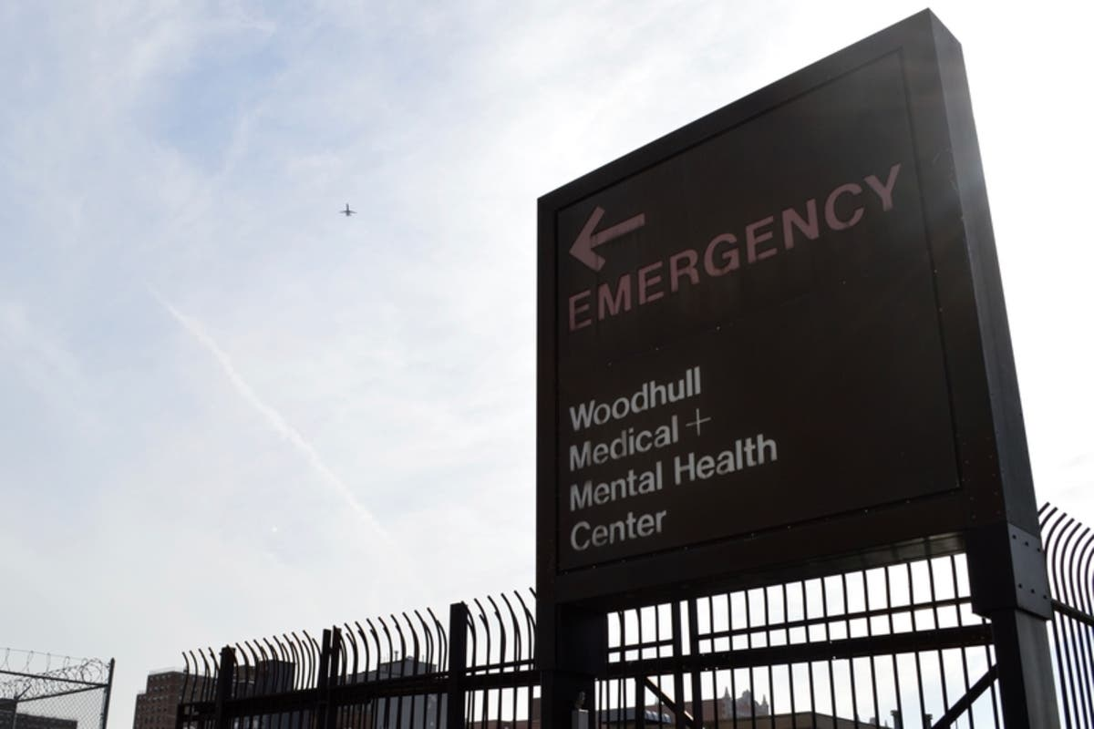 Woodhull Hospital Gets $5M For Emergency Room Upgrades   Bed