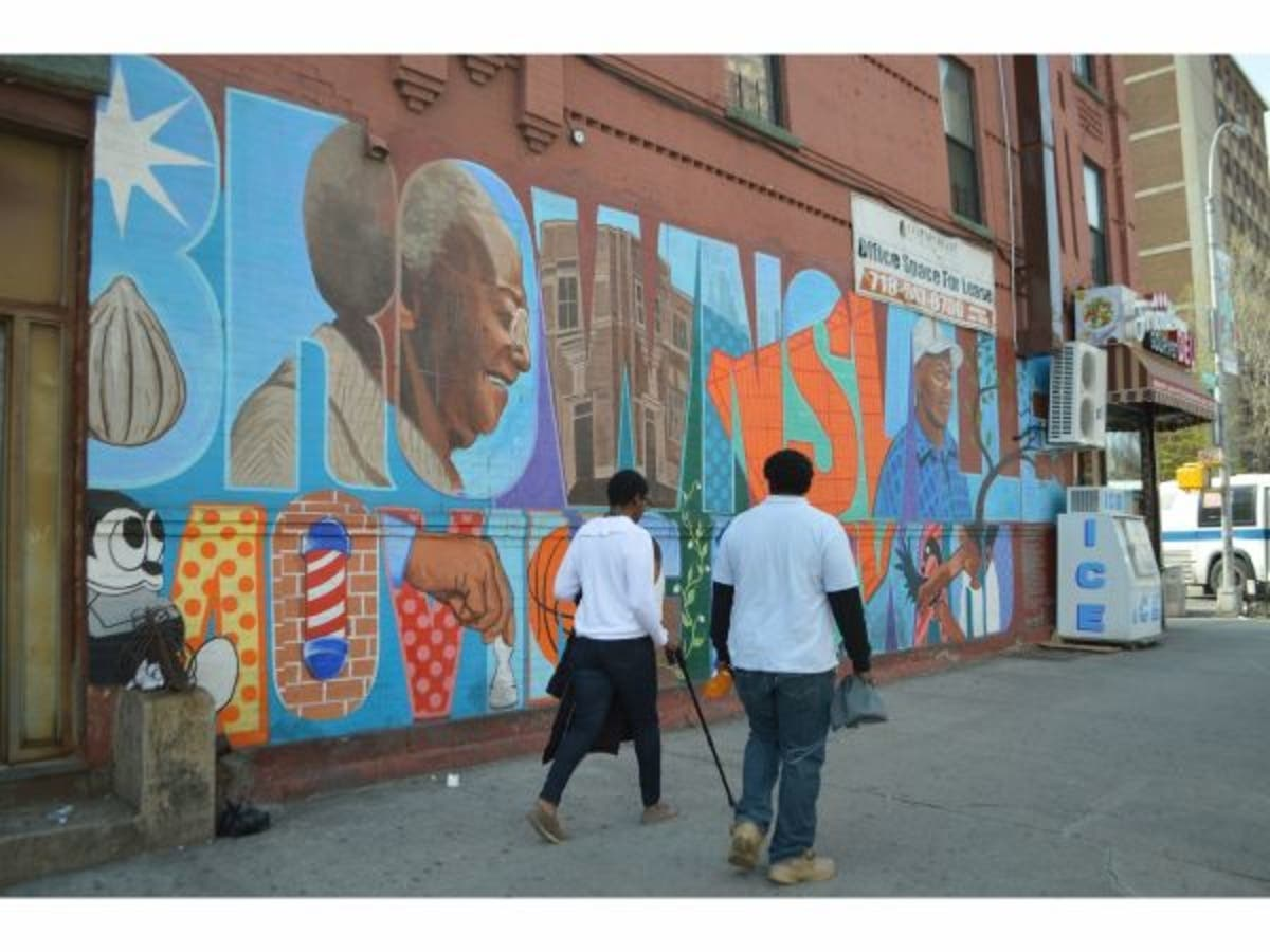 Study Suggests Gentrification Has >> Brownsville Primed For Gentrification New Map Shows Brownsville