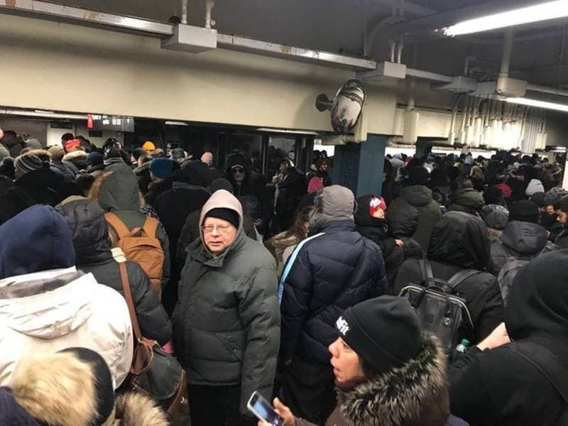 Vote: Which Subway Line Is The Citys Worst?