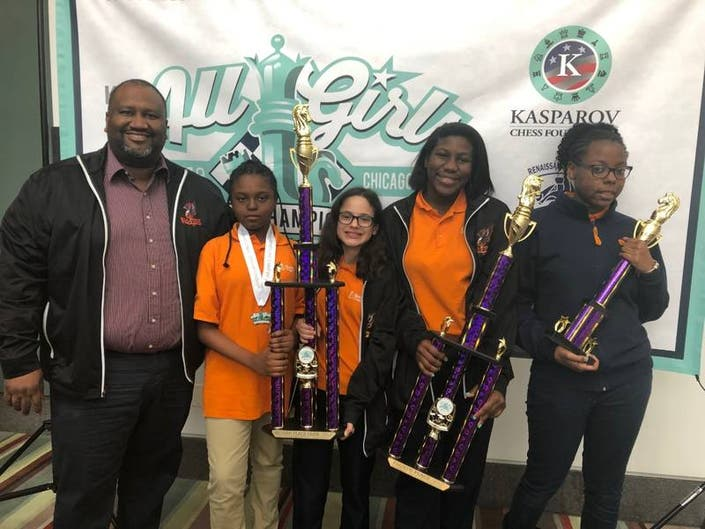 Bed-Stuy Chess Champs Take Second Place In National Tournament