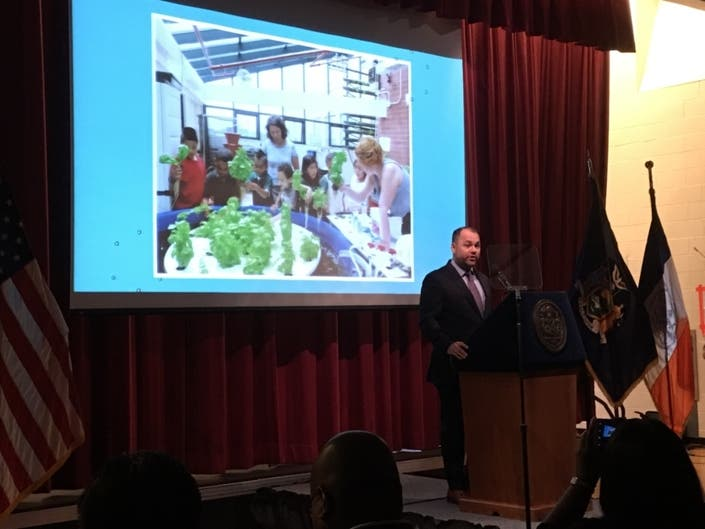City Speaker Launches Attack On Food Inequity In Cypress Hills