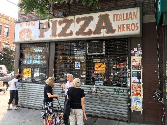 Billionaire Row Hopes $167K Di Fara Pizza Party Will Stop Shelter