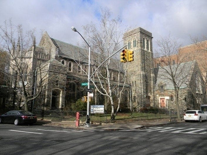 Boro President Throws Support Behind Historic Endangered Church