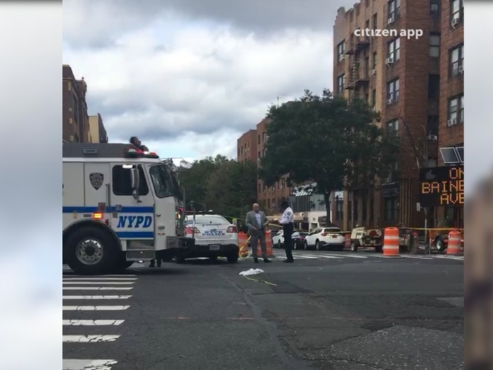 Police-Involved Shooting Reported In The Bronx, Cops Say