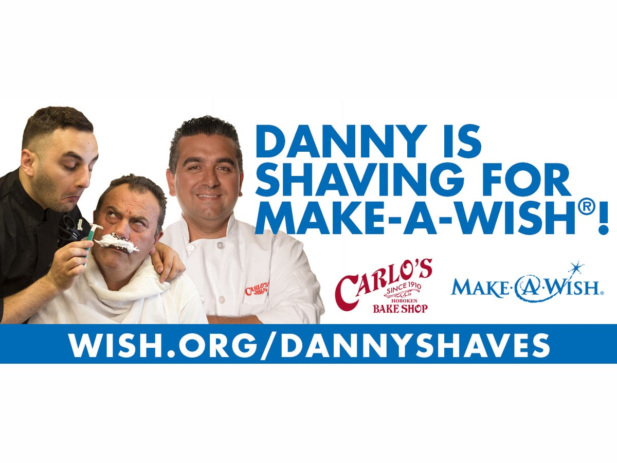 Carlo's Bakery Partners with Make-A-Wish to Make Wishes Come