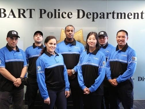 The ambassadors were recruited from the ranks of BART