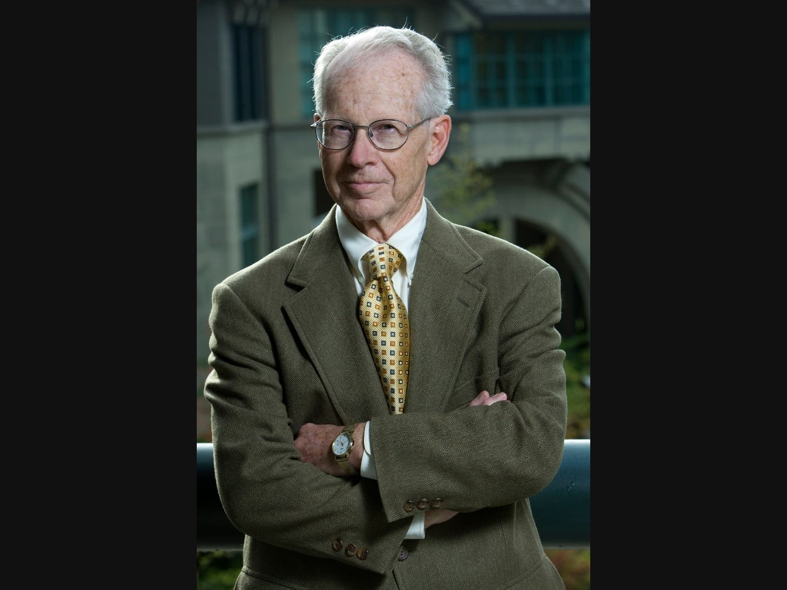 Oliver Williamson, UC Berkeley Professor And Nobel Winner, Dies
