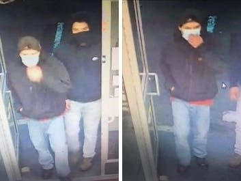 Palo Alto Armed Robbery Suspects Sought