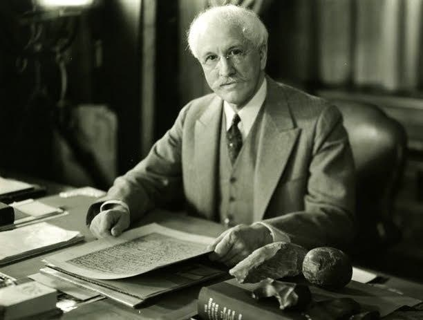 Dr. James Henry Breasted was America's preeminent Egyptologist