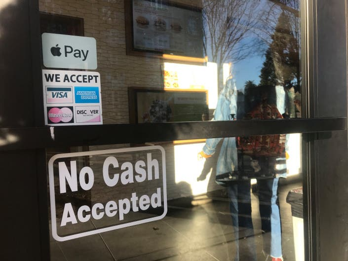Many Low-Income Californians Don't Use Credit Cards — Should Stores Be Required To Accept Cash?
