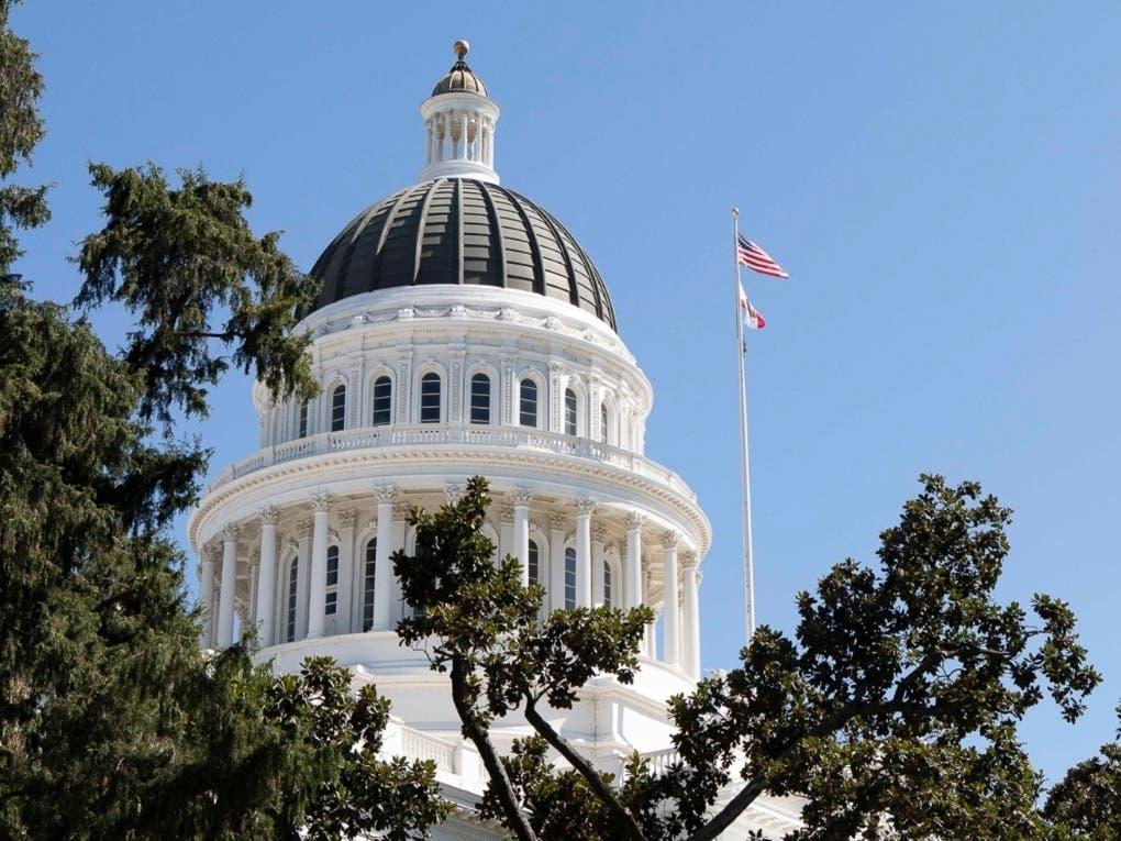 Recession Freezes California's Ambitious Agenda
