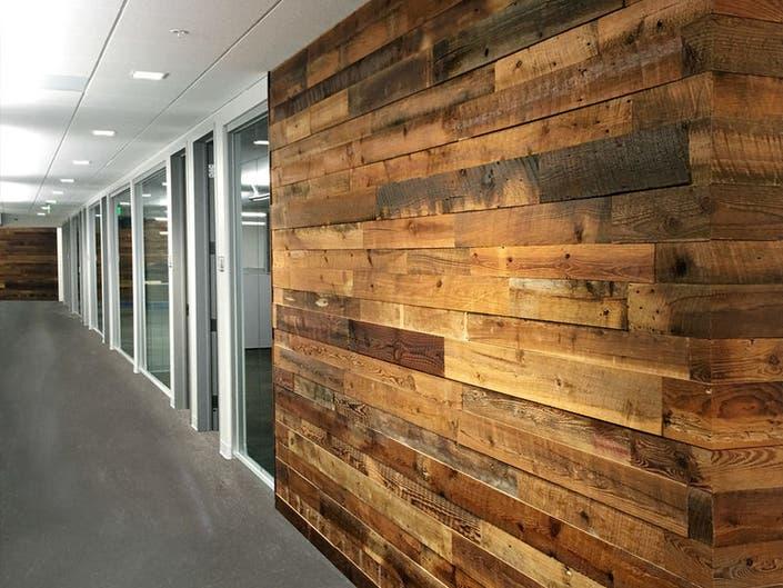 Endgrain Lumber Reclaimed Barn Wood Siding Pallet Wood