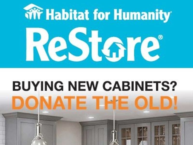 The Solid Wood Cabinet Company Amp Habitat For Humanity