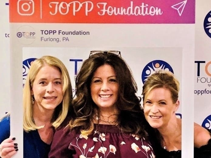 (left to right) TOPP Co-founders: Christine Gunsiorowski, Kim McCleary, and Alli Curro